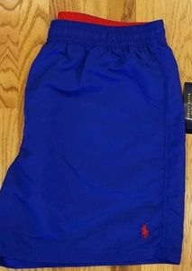 Polo Ralph Lauren Pony Logo Trunks Swim Shorts